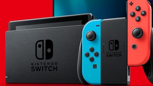 Nintendo Switch Worldwide Sales