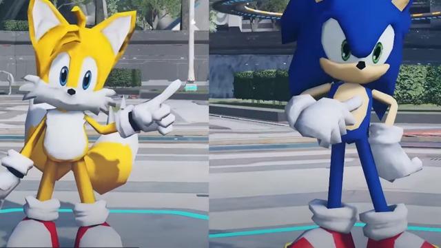 Phantasy Star Online 2 New Genesis Sonic