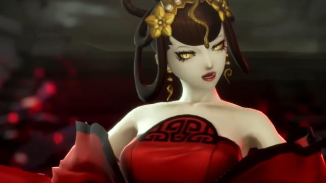 Shin Megami Tensei V New Characters