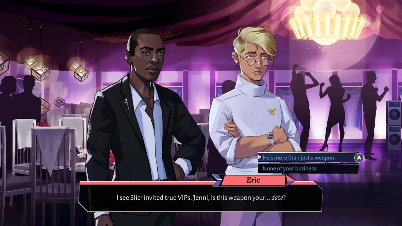 boyfriend dungeon updates characters eric isaac