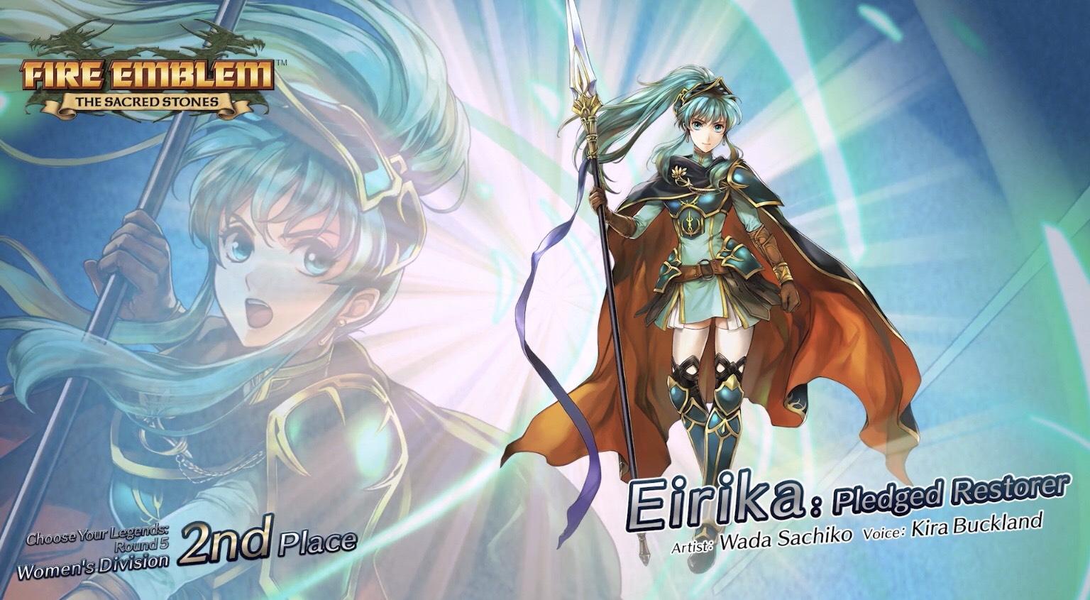 fire emblem heroes cyl5 eirika