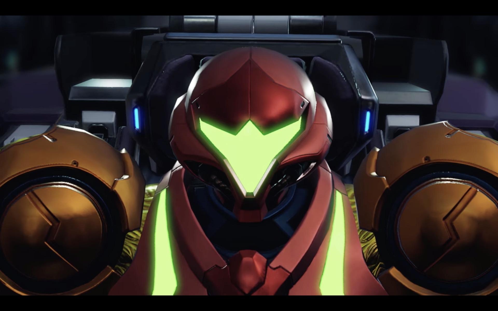 metroid dread gameplay