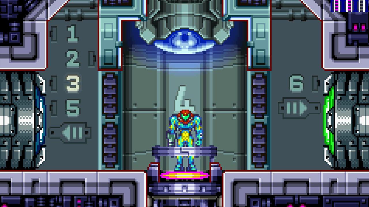 best metroid game Metroid fusion