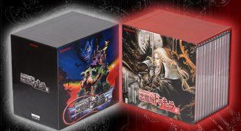 Castlevania OST soundrack collection konami