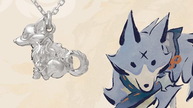 Monster Hunter Rise Jewelry