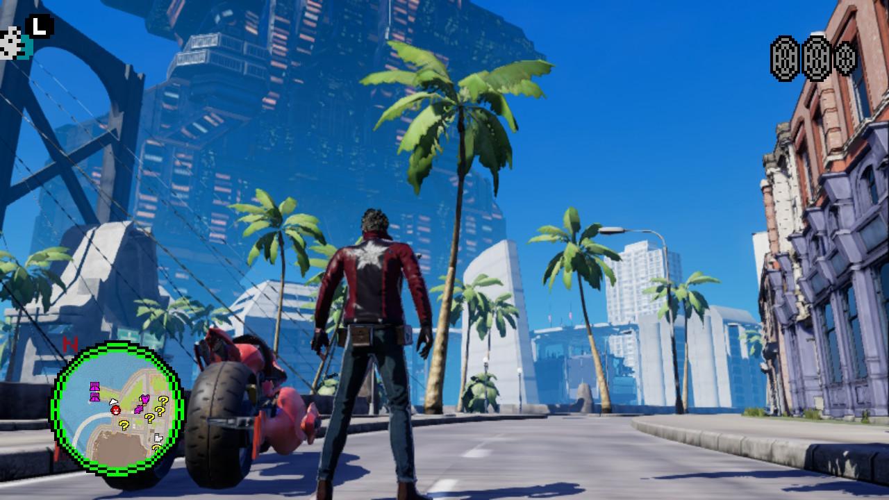 No Heroes 3 Suda51 Interview DLC