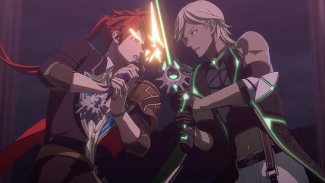 Tales of Luminaria Anime