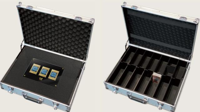 Yu-Gi-Oh Kaiba Ultimate Set briefcase