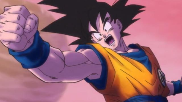 Dragon Ball Super Super Hero Trailer