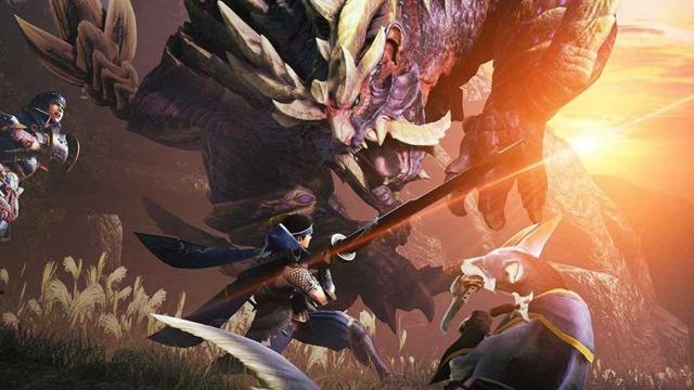 Monster Hunter Rise PC Steam