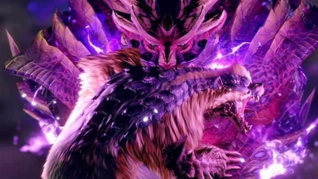 Monster Hunter Rise Tetris 99 Collaboration